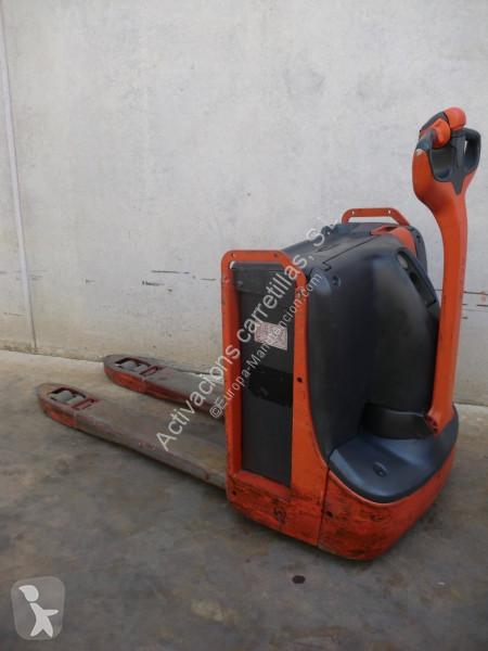 Zobraziť fotky Paletový vozík Linde