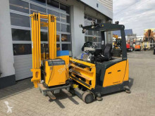 transpalet Jungheinrich EFX 413 / Triplex: 5.25m / Batterie: Dez 2015