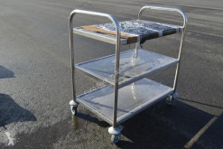 n/a Rvs Inox Mobile Table On Wheels pallet truck