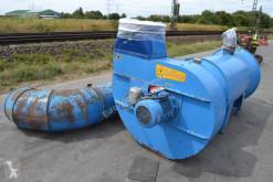 n/a Dry Oven c/w Fan 13000m³/h pallet truck