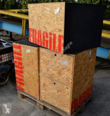 n/a Pallet of Storage Boxes (3 of) pallet truck