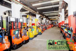 Atlet CLL 180 // Ameise Gel Batterie pallet truck