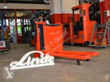 Linde T16 // 3.926 Std / integriertes Ladegerät / Bj 2013 pallet truck
