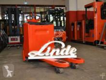 paletový vozík Linde T18 // 4.127 Std / integriertes Ladegerät / Bj 2013