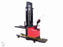 View images Dragon Machinery TB10A-16 Double Pallet Electric Stacker with liftable wheels pallet truck