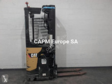 Caterpillar stand-on stacker