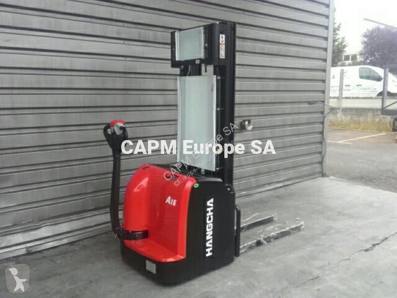 View images Hangcha CDD16 AC1 stacker
