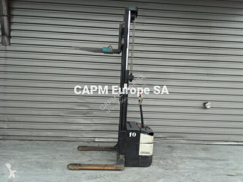 Vedeţi fotografiile Electrotranspalet Crown WS2300 1,8TL