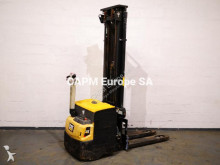 Caterpillar pedestrian stacker