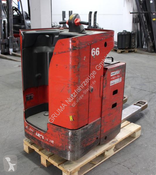 View images Linde T 20 SF/144 stacker
