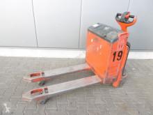 wózek podnośnikowy samojezdny Linde T 16