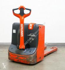 gebrauchter Hochhubwagen Mitgängerbetrieb