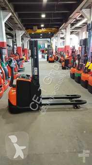 wózek podnośnikowy samojezdny BT SWE 200 D // Initialhub / HH 2100 mm