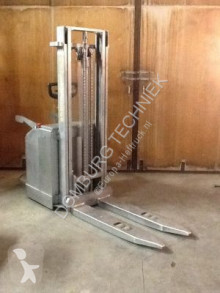 used stand-on stacker