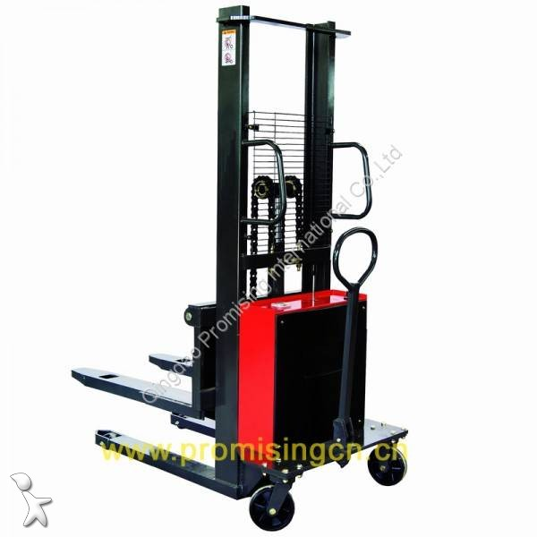 Voir les photos Gerbeur Dragon Machinery Semi Electric Pallet Stacker TA20-24
