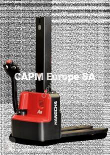 Vedeţi fotografiile Electrotranspalet Hangcha CDD12-AMC1