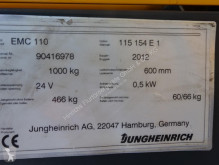 Bekijk foto's Stapelaar Jungheinrich EMC 110