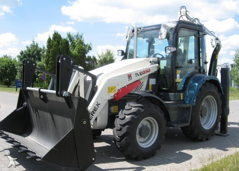 tractopelle rigide terex tlb 890 occasion