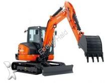 Kubota KX057-4 KGLS2F backhoe loader