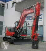 Kubota KX080-4 GL backhoe loader