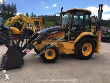 Volvo rigid backhoe loader