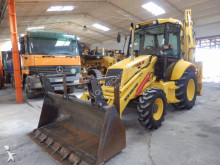 New Holland LB 95 B backhoe loader