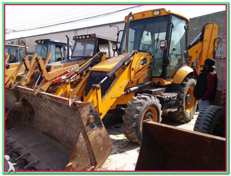 Vedeţi fotografiile Buldoexcavator JCB 3cx 4*4