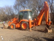 Ausa rigid backhoe loader