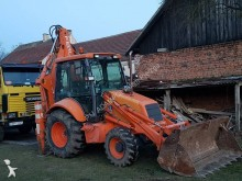 Fiat-Hitachi rigid backhoe loader