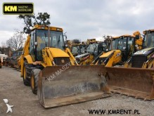 JCB rigid backhoe loader