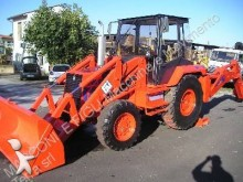 FAI rigid backhoe loader