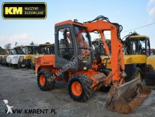 Mecalac rigid backhoe loader