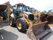 retroexcavadora Caterpillar 434E
