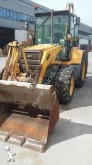 MF Automation rigid backhoe loader