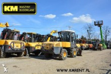 tractopelle rigide Mecalac
