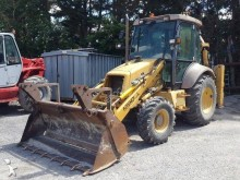 New Holland rigid backhoe loader