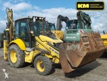 New Holland NEW HOLLAND LB110 KOPARKO-ŁADOWARKA CAT JCB backhoe loader
