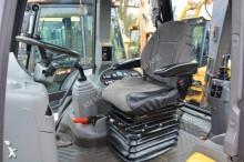 Volvo rigid backhoe loader