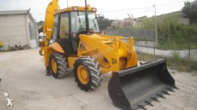 tractopelle JCB 2DX