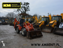 tractopelle Kubota R420NH KOPARKO-ŁADOWARKA JCB NEW HOLLAND CAT CASE KOMATSU VOLVO