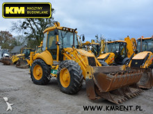 tractopelle New Holland B 115 B