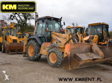 koparko-ładowarka Case 580 NEW HOLLAND JCB CATERPILLAR MECALAC