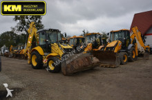 New Holland B 110 B Baggerlader