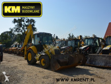 New Holland B 110 B backhoe loader
