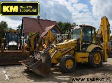 buldoexcavator Komatsu WB93R-2