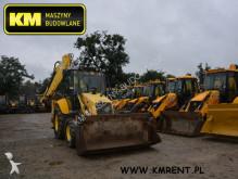 buldoexcavator New Holland LB 110