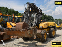 Mecalac backhoe loader