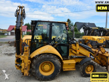 Caterpillar 432E backhoe loader