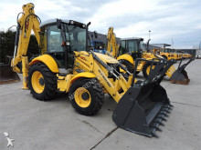 tractopelle New Holland