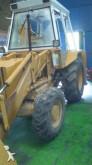 JCB - 4x4 backhoe loader